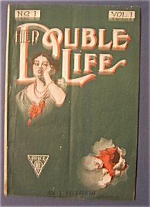Her  Double  Life  Newstand  Book - 1913 (Image1)