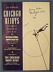 Chicago Relays Program - 1941 (Image1)