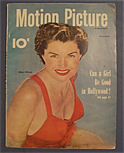 Motion Picture Magazine-december 1950-esther Williams