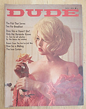 The Dude Magazine - March 1959