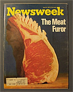 Newsweek Magazine - April 9, 1973