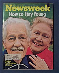 Newsweek Magazine - April  16,  1973 (Image1)