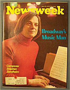 Newsweek Magazine - April 23, 1973