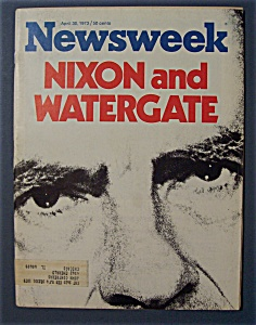 Newsweek Magazine - April 30, 1973