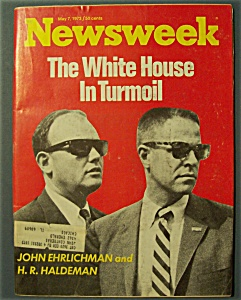 Newsweek Magazine - May 7, 1973