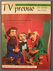 Tv Prevue - October 20-26, 1957