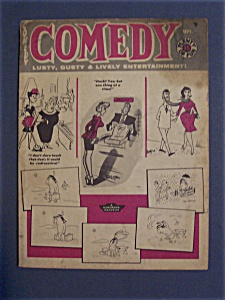 Comedy Magazine - September 1959