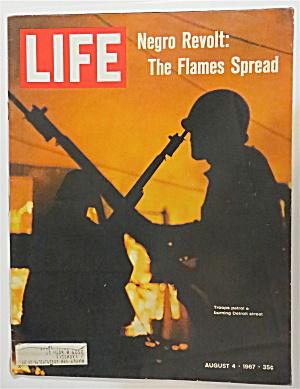 Life Magazine August 4, 1967 Negro Revolt (Image1)