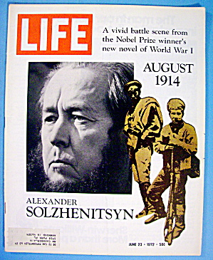 Life Magazine-June 23, 1972-Alexander Solzhenitsyn (Image1)