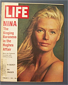 Life  Magazine - February  11,  1972 (Image1)