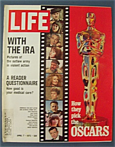 Life Magazine - April 7, 1972 - The Oscars