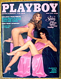 Playboy Magazine-april 1978-pamela Jean Bryant