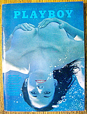 Playboy Magazine-july 1970-joan Baez Interview