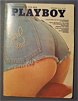 Vintage Playboy - September 1974 - Kristine Hanson (Image1)