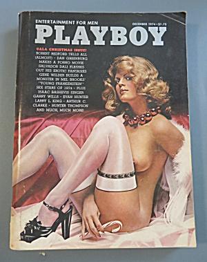 Vintage Playboy-December 1974-Janice Raymond (Image1)