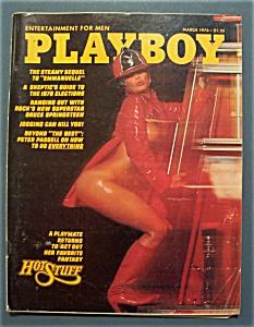 Vintage Playboy - March 1976 - Ann Pennington (Image1)