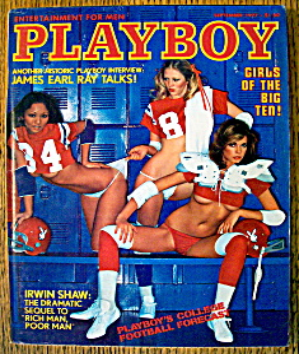 Vintage Playboy-September 1977-Debra Jo Fondren (Image1)