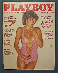 Vintage Playboy - February 1979 - Lee Ann Michelle (Image1)
