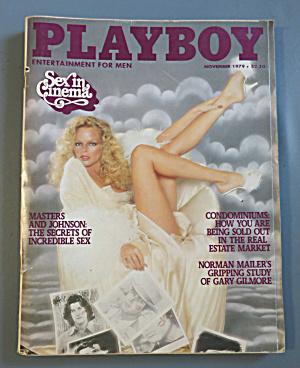 Vintage Playboy - November 1979 - Sylvie Garant (Image1)