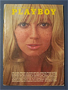 Vintage Playboy - August 1969 - Debbie Hooper