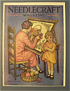 Needlecraft Magazine - November 1927