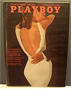 Playboy Magazine-November 1967-Kaya Christian (Image1)