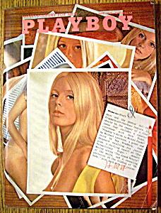 Vintage Playboy-June 1969-Gore Vidal Interview (Image1)