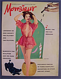 Monsieur Magazine - July 1959