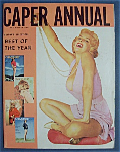 Caper Annual Magazine-1960-best Of The Year