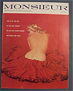 Monsieur Magazine - December 1960