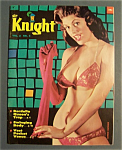 Sir Knight Magazine-1960-bordello Queen's Trap
