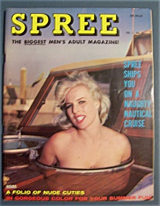 Spree Magazine-1960-a Naughty Nautical Cruise
