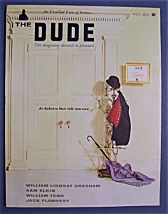 The Dude Magazine - November 1960