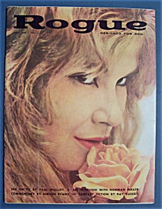 Rogue Magazine - April 1961