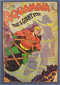 Aquaman Comics  # 43 - February 1968 (Image1)