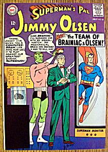 Superman's Pal Jimmy Olsen Comics #86 - July 1965 (Image1)