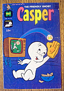 Casper The Friendly Ghost Comic #144-August 1970 (Image1)