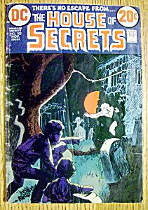 The House Of Secrets Comic #102-November 1972 (Image1)