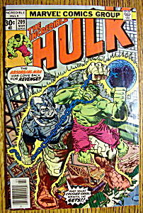 The Incredible Hulk Comic #209-March 1977 (Image1)