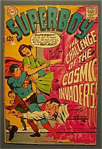 Superboy Comics  # 153 - January 1969 (Image1)