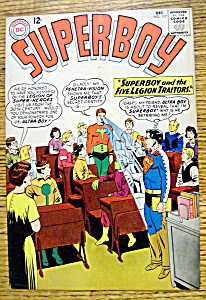 Superboy Comics #117 - December 1964 (Image1)
