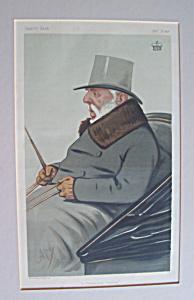 Vanity Fair Print The Marquis of Tweeddale Jan. 8, 1876 (Image1)
