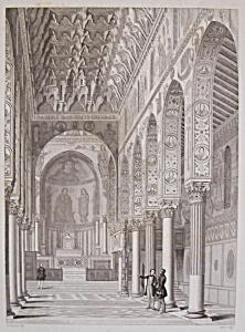 Chapelle Palatine, A Palerme (Image1)