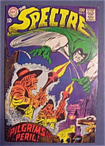 The Spectre Comics # 6 - September-october 1968