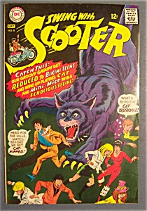 Swing With Scooter Comics #8 - August - September 1967