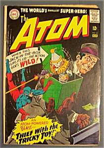 The Atom Comics # 23 - February - March 1966