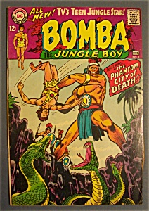 Bomba The Jungle Boy # 2 - November-december 1967