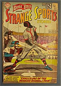 Strange Sports Comics  # 45 - Dec 1962 - Jan 1963 (Image1)