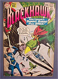 Blackhawk Comics # 158 - March 1961 Dc Comics