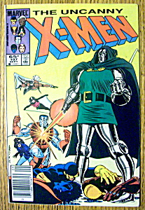 The Uncanny X-Men Comics #197-September 1985 (Image1)